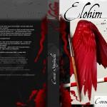 """Coverentwurf zum Roman """"Elohim"""" von Conni Stefanski"""