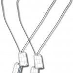 """Modell Kette mit """"Dogtags"""""""
