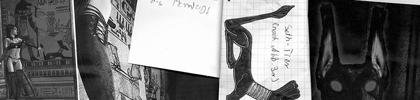 """Typhonische Bestie – Illustration"