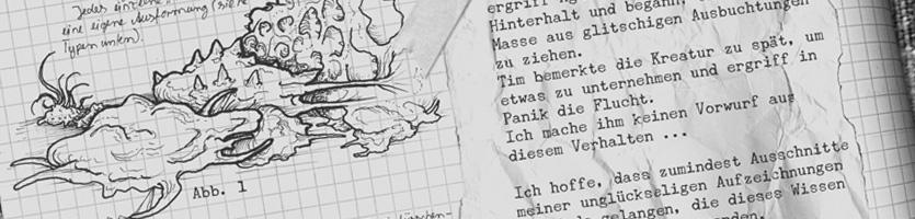 Illustration für ein Handout (Pegasus Spiele GmbH)