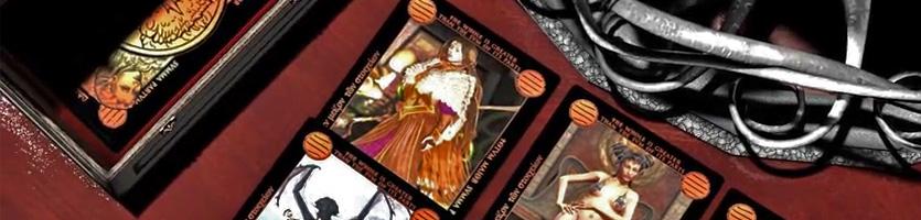 Sliding Cards!